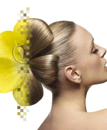 Publicité pantenee hairstyle by Sarra NA